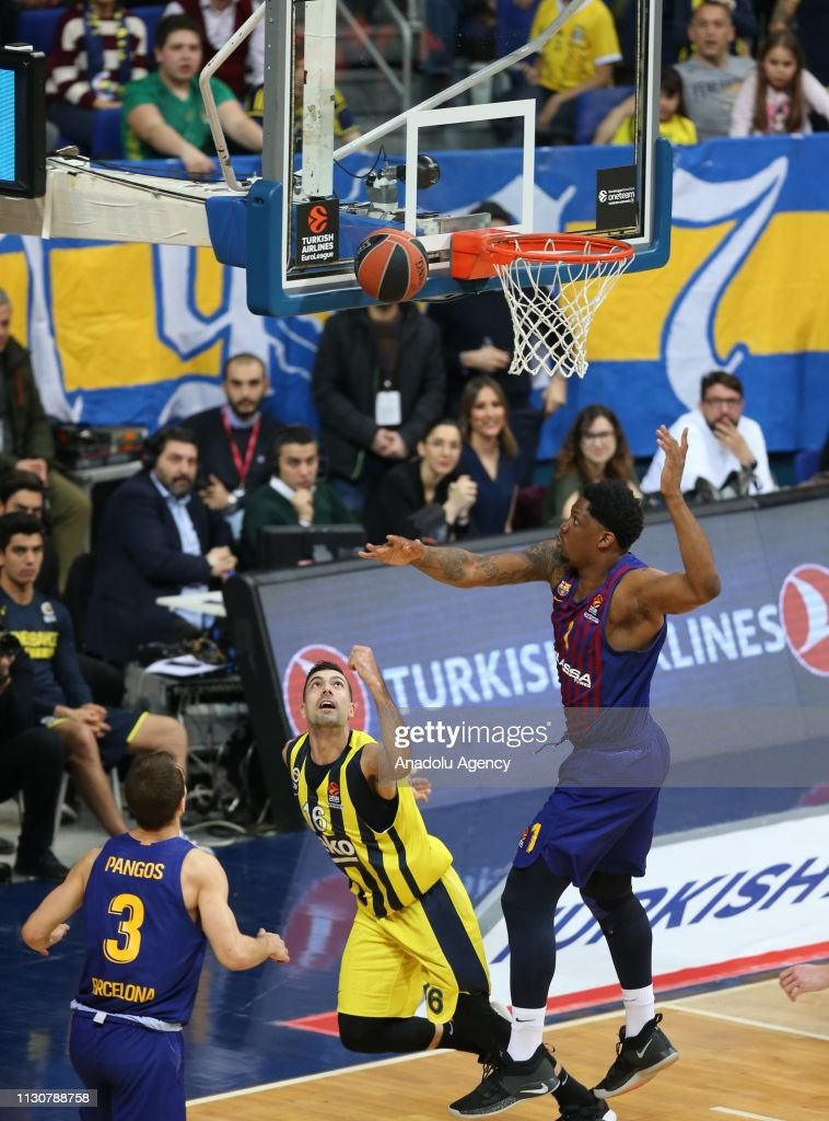 fa6c80ed8 Fenerbahce Beko v Barcelona Lassa  Turkish Airlines Euroleague   News Photo