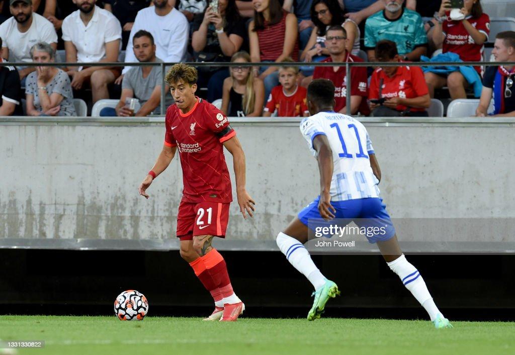 Hertha BSC v FC Liverpool - Pre-Season Friendly : News Photo