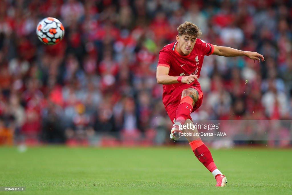 Liverpool v Osasuna - Pre-Season Friendly : News Photo