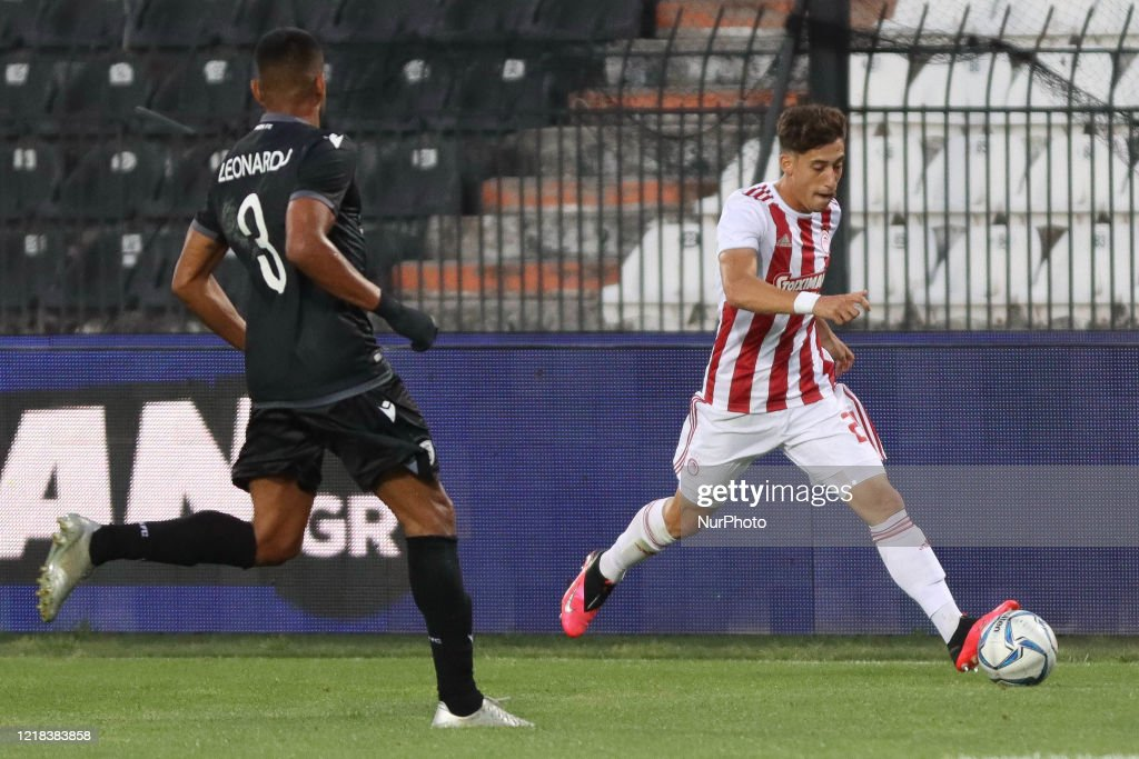 PAOK v Olympiacos - Super League Greece Returns : News Photo