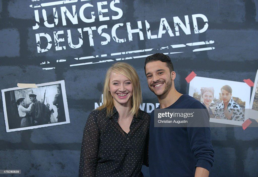 'Junges Deutschland' Photocall