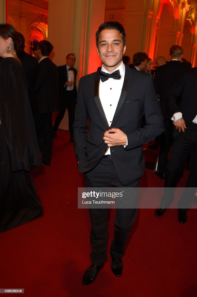GQ Men Of The Year Award 2014 - After Show Party
