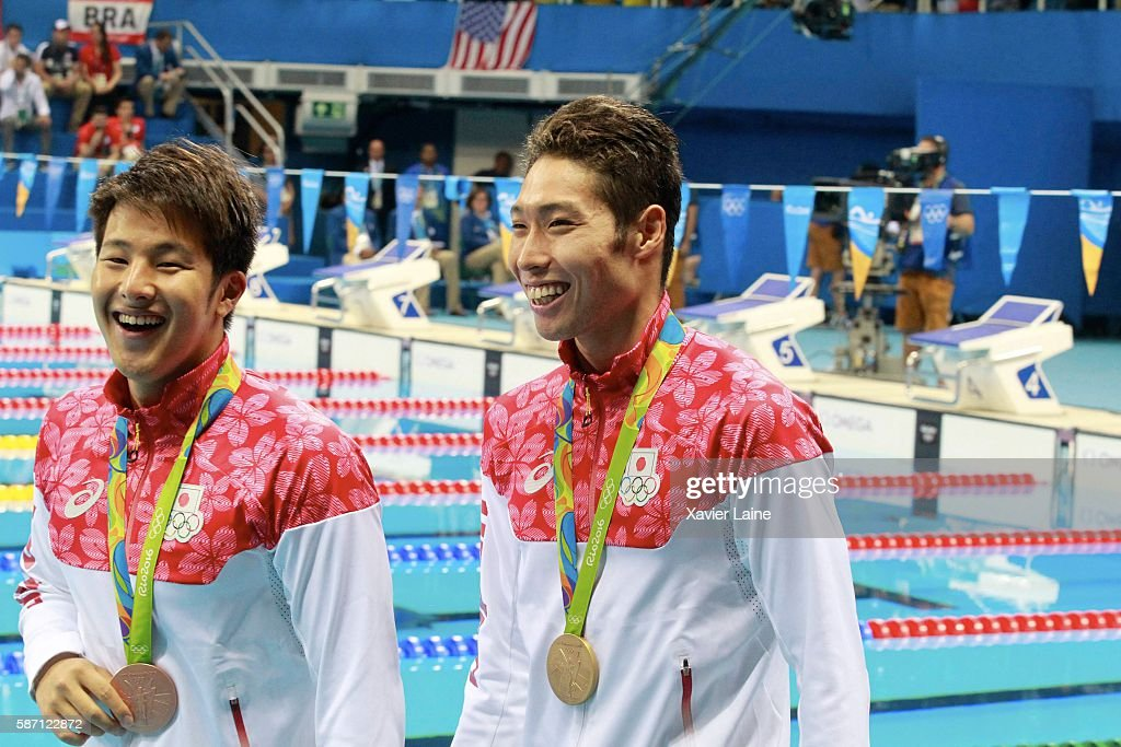 Swimming - Olympics: Day 1 : News Photo