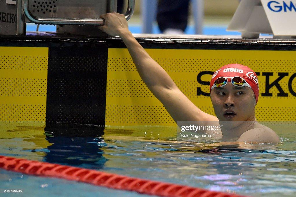 Japan Swim 2016 - Day 5