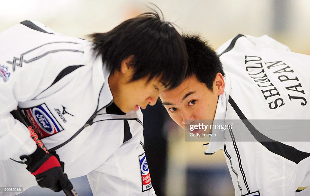 Winter Games NZ - Day 5: Curling : News Photo