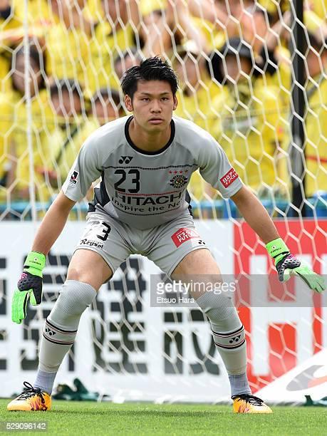 Kosuke Nakamura of Kashiwa Reysol in action during the JLeague match between Kashiwa Reysol and Kawasaki Frontale on May 08 2016 in Kashiwa ChibaJapan