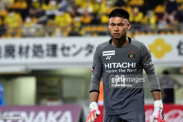 Kosuke Nakamura of Kashiwa Reysol looks on during the J.League Meiji Yasuda J1 match between Kashiwa Reysol and Shonan Bellmare at Sankyo Frontier...
