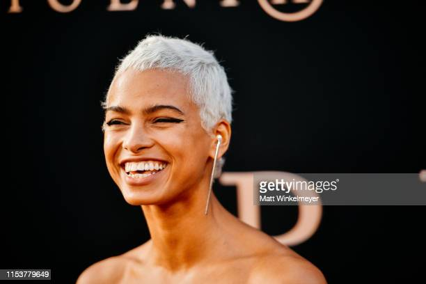 """Kota Eberhardt attends the premiere of 20th Century Fox's """"Dark Phoenix"""" at TCL Chinese Theatre on June 04, 2019 in Hollywood, California."""