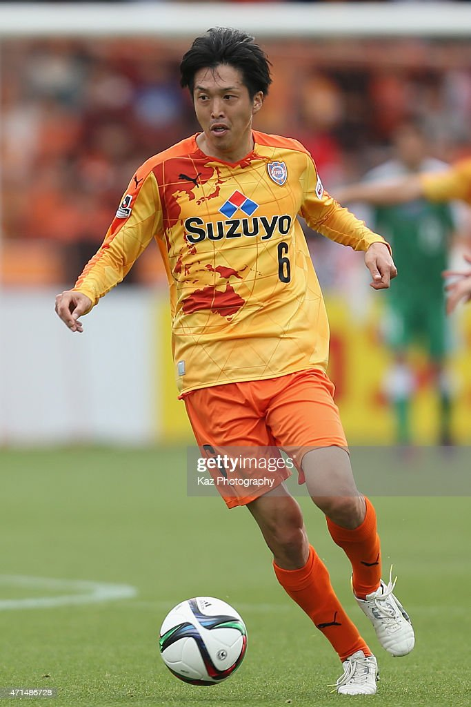 Shimizu S-Pulse v Montedio Yamagata - J.League : ニュース写真