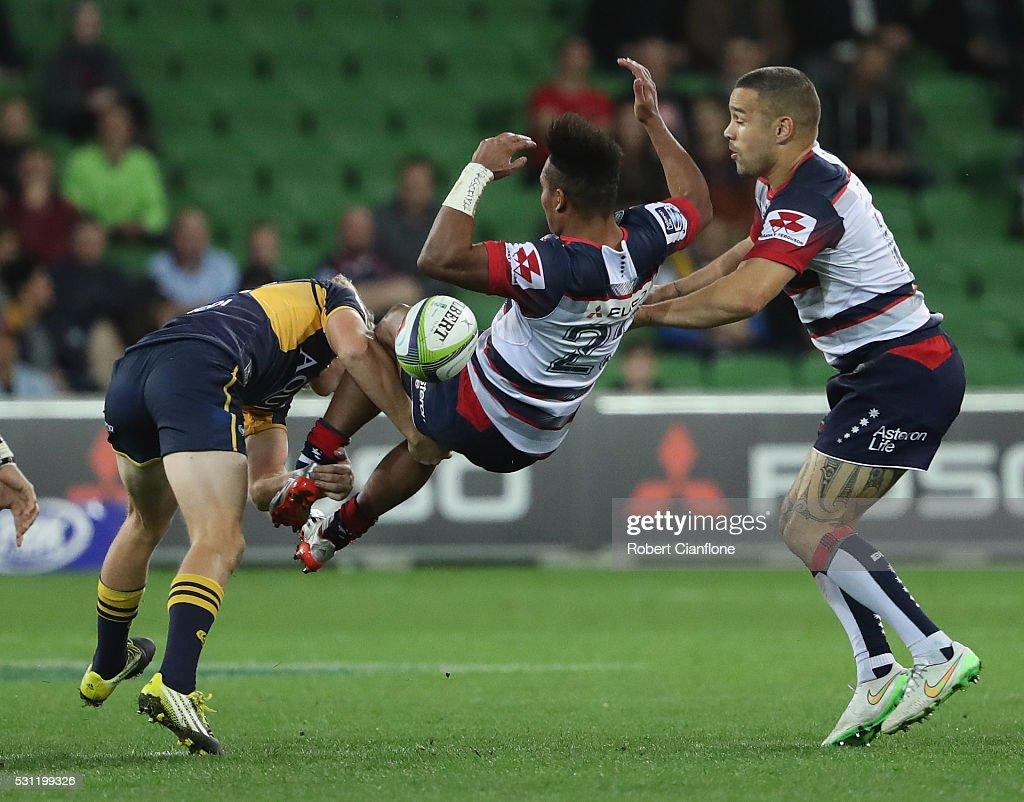 Super Rugby Rd 12 - Rebels v Brumbies