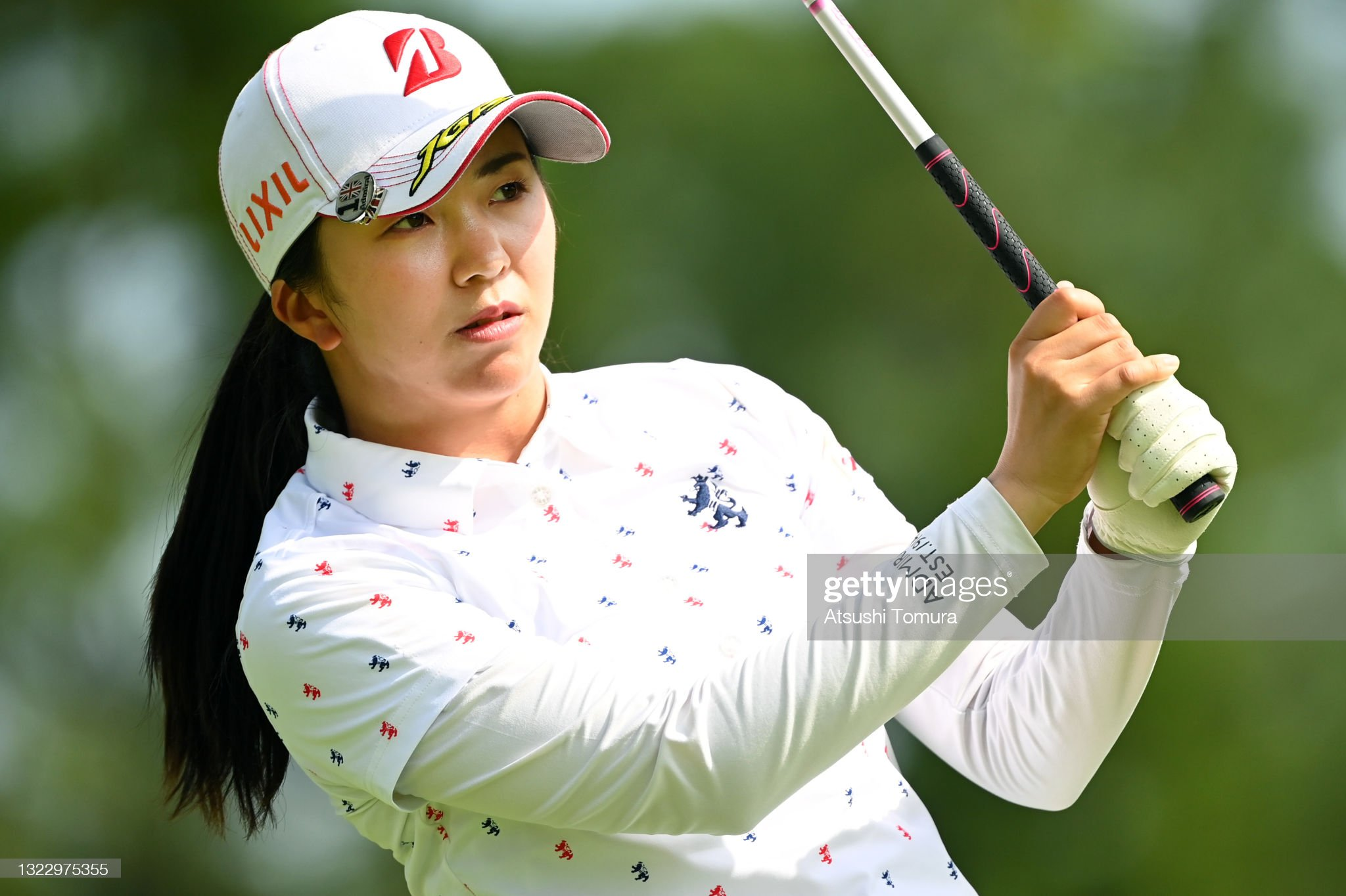 https://media.gettyimages.com/photos/kotone-hori-of-japan-hits-her-tee-shot-on-the-1st-hole-during-the-picture-id1322975355?s=2048x2048