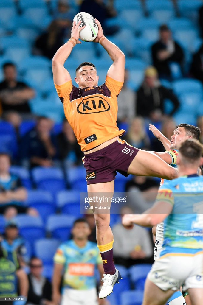 NRL Rd 18 - Titans v Broncos : News Photo