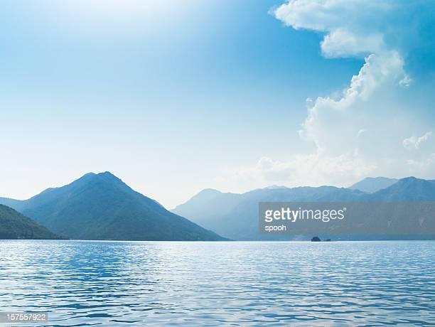 Baie de Kotor au Monténégro