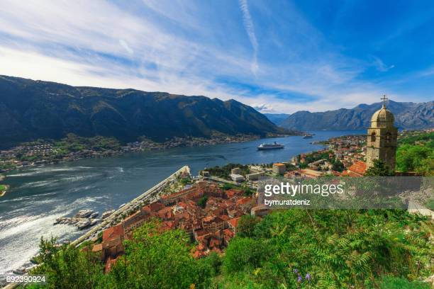 Kotor, Montenegro, Adriatic Sea