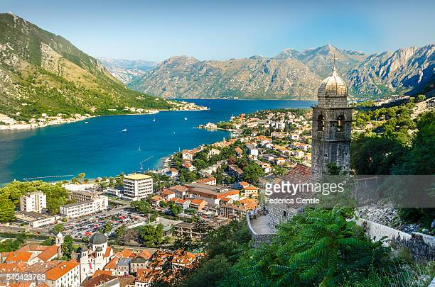 kotor - montenegro stock pictures, royalty-free photos & images