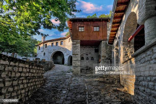 koukouli - epirus greece stock pictures, royalty-free photos & images