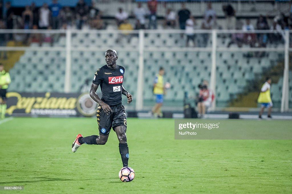 Pescara v SSC Napoli - Serie A : News Photo