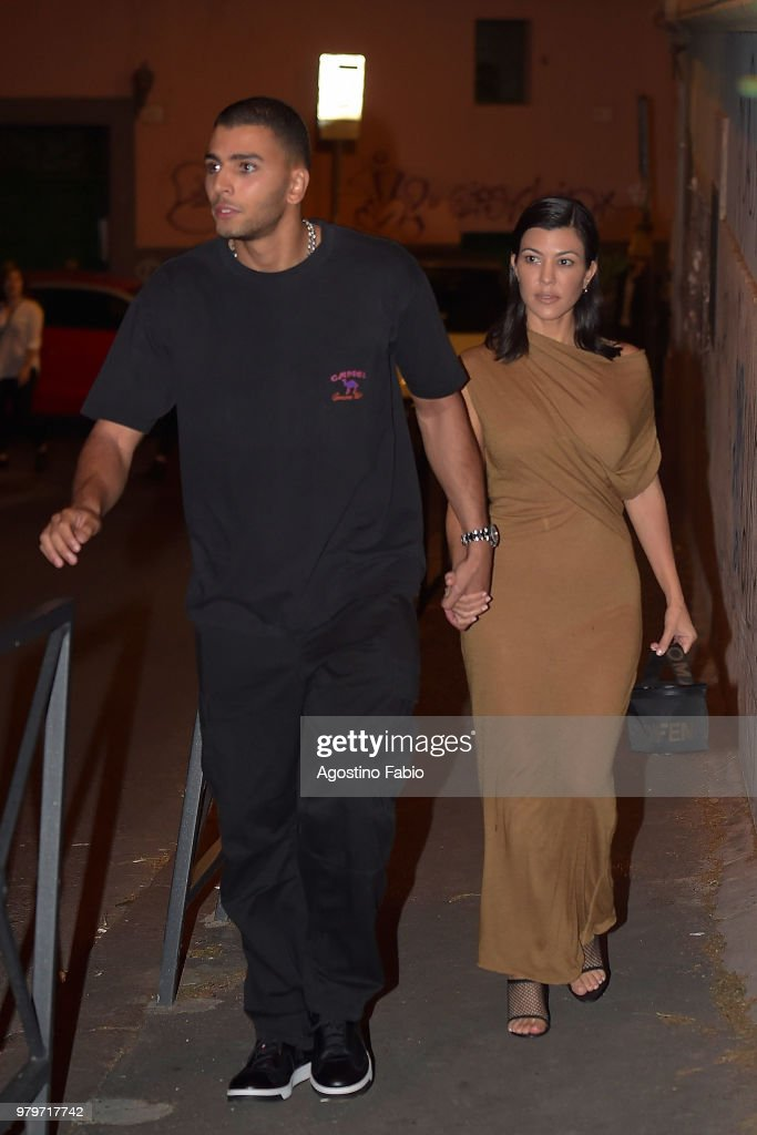 Celebrity Sightings In Rome - June 20, 2018