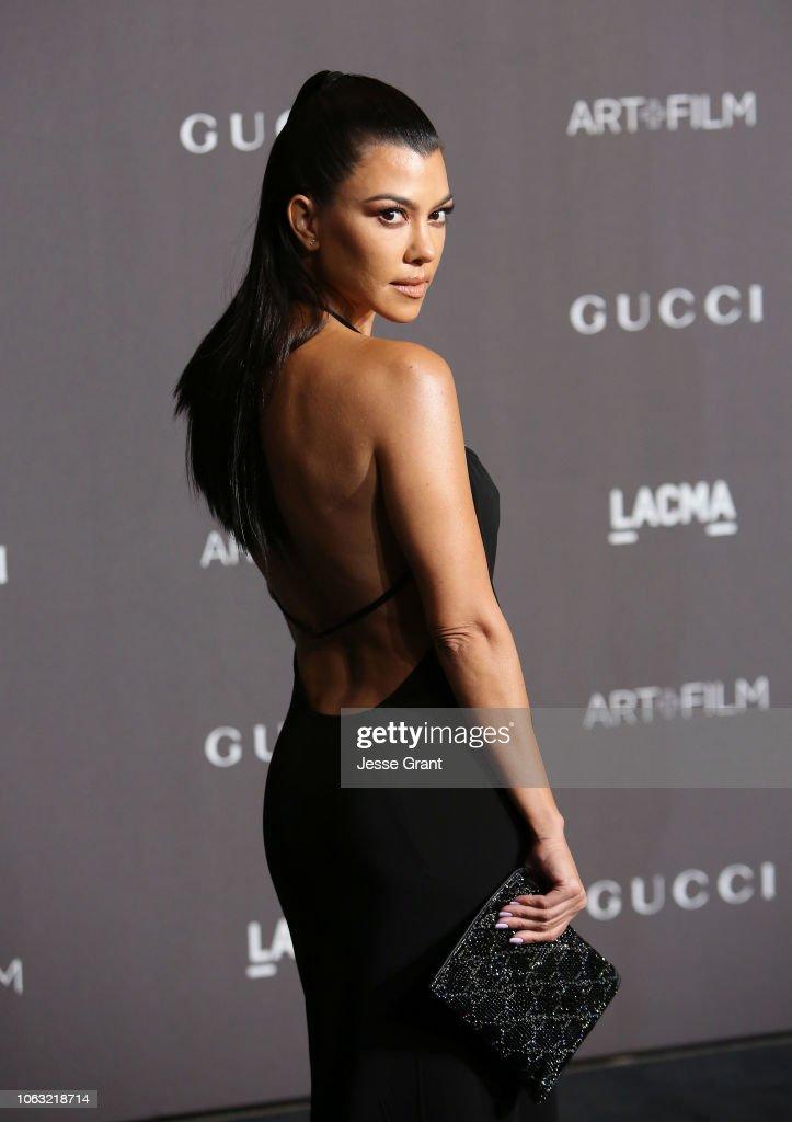 2018 LACMA Art + Film Gala - Arrivals : News Photo