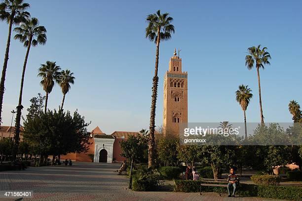 Koutobia mosque, Marrakech Morocco
