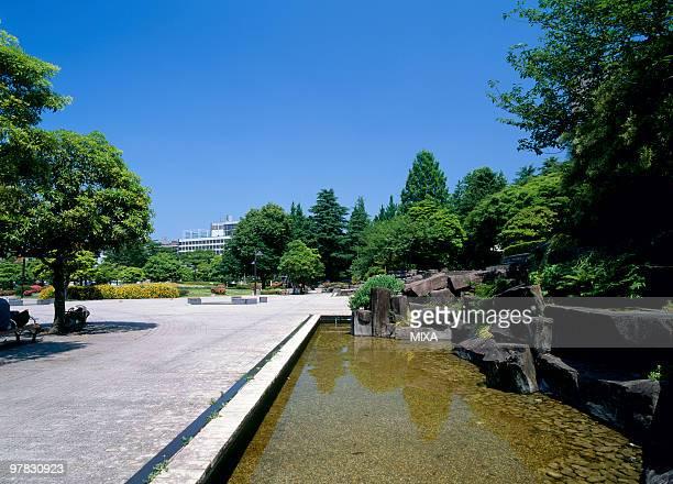 Koutoudai Park, Sendai, Miyagi, Japan