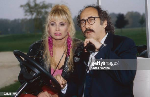 Kowalsky, aka Moritz Kowalsky, Fernsehserie, Deutschland/Österreich 1993 - 1997, Darsteller: Dolly Dollar, Towje Kleiner