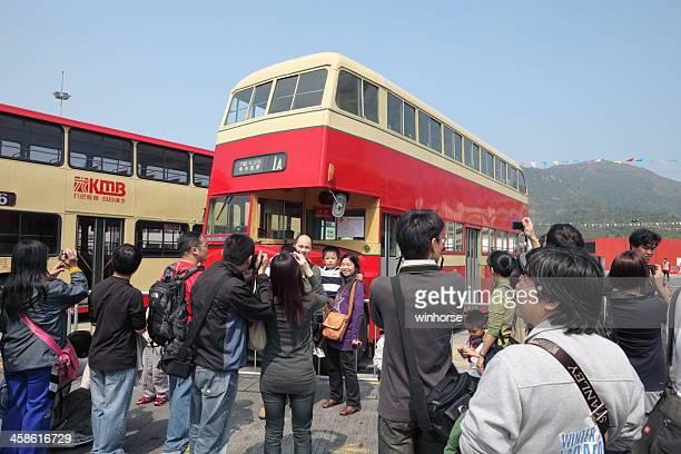 kowloon motor bus : aec regent v - china motor bus 個照片及圖片檔