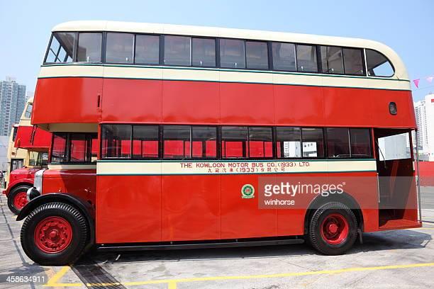 kowloon motor bus : daimler a - china motor bus 個照片及圖片檔