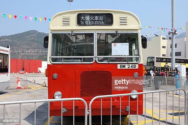 kowloon motor bus : leyland albion - china motor bus 個照片及圖片檔