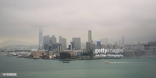 Kowloon West, Hong Kong, 2013