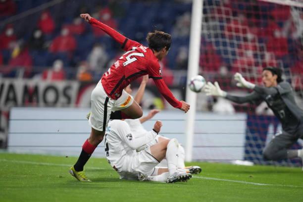 JPN: Urawa Red Diamonds v Kashiwa Reysol - J.League Meiji Yasuda J1