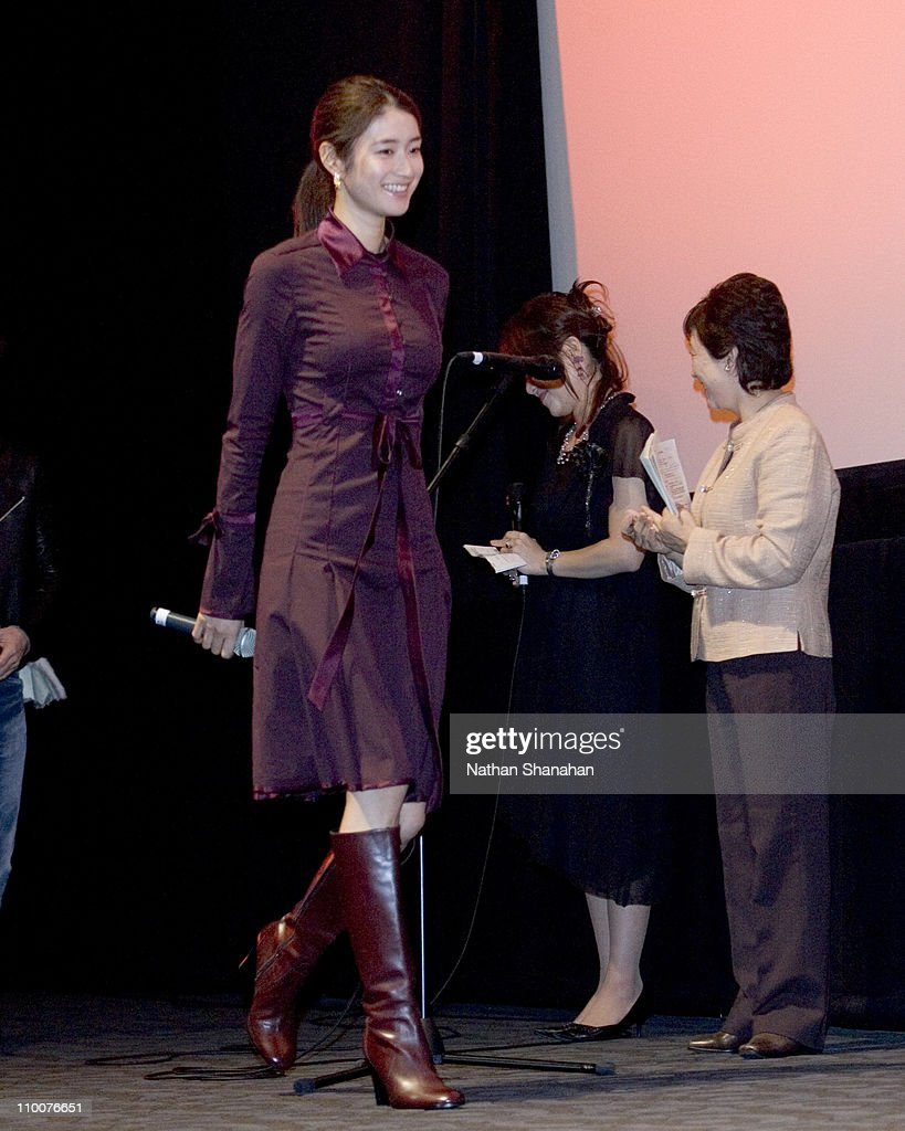 "18th Tokyo International Film Festival - ""Always - Sunset on Third Street"" Stage Greeting : News Photo"