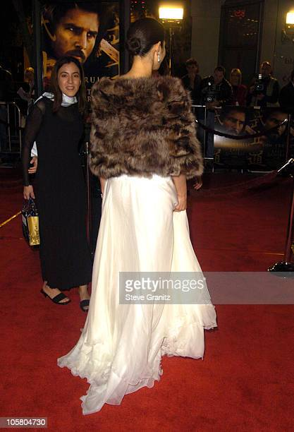 Koyuki during The Last Samurai Los Angeles Premiere at Mann Village Theatre in Westwood California United States