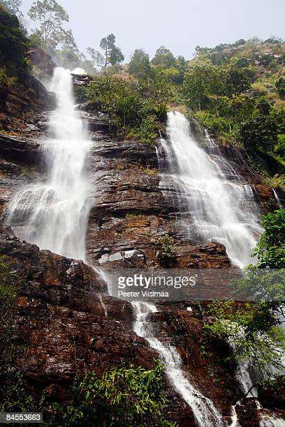 Kpalime waterfalls. Central Togo, West Africa