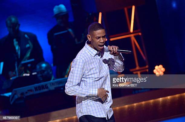 Kpoint Franklin performs onstage at BET Honors 2014 at Warner Theatre on February 8 2014 in Washington DC