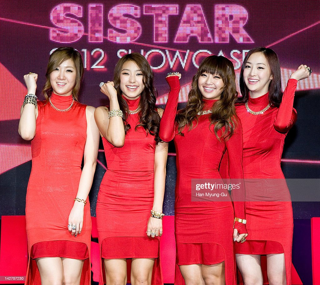 Sistar Performs Live In Seoul