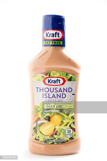 Kraft Brand Thousand Island Dressing