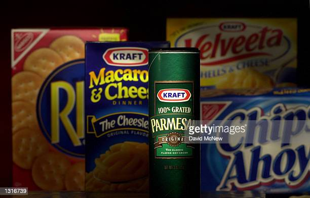 Kraft Foods Inc which manufactures Kraft Nabisco and Maxwell House food products raised $868 billion in the year''s biggest initial public offering...