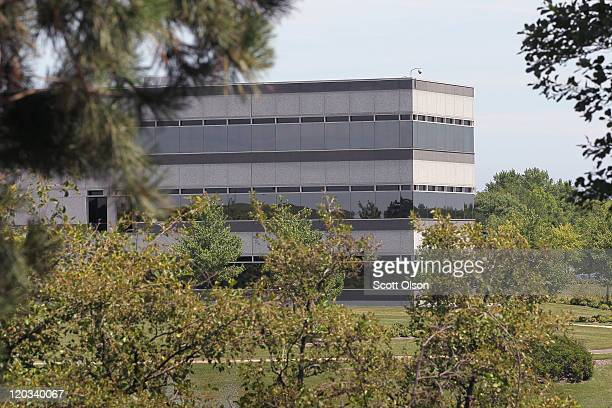 Kraft headquarters is shown on August 4 2011 in Northfield Illinois Kraft announced today that the company would be split into two businesses with...