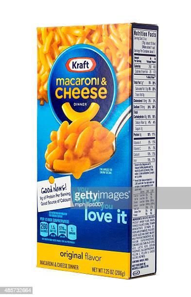 Kraft Macaroni and Cheese Dinner