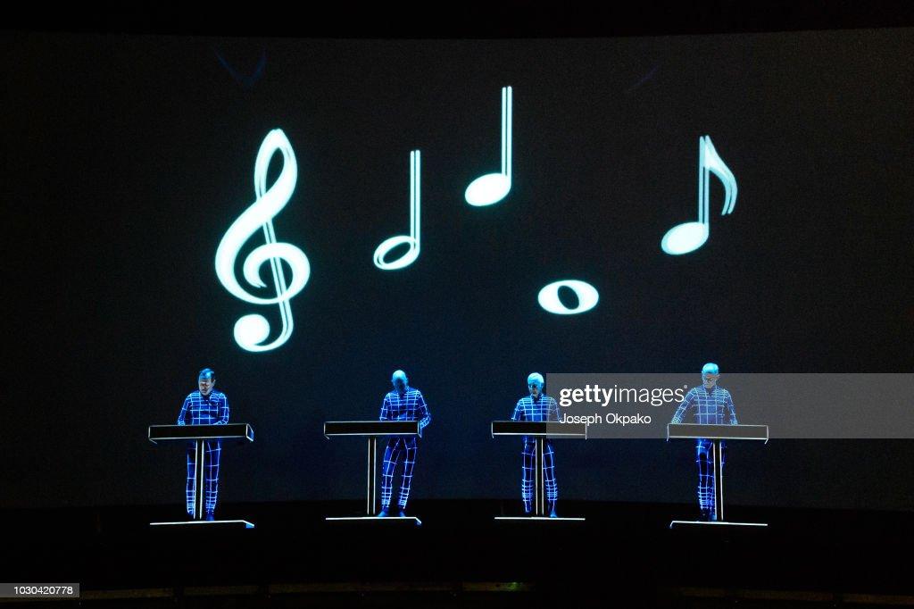 Lollapalooza Festival 2018 : News Photo