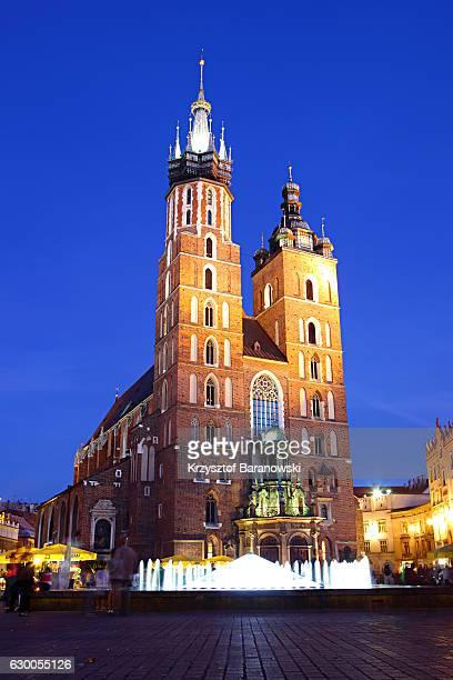 Krakow Dusk