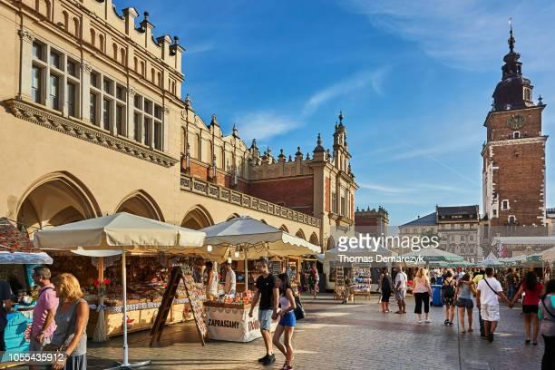 krakow - krakow stock pictures, royalty-free photos & images