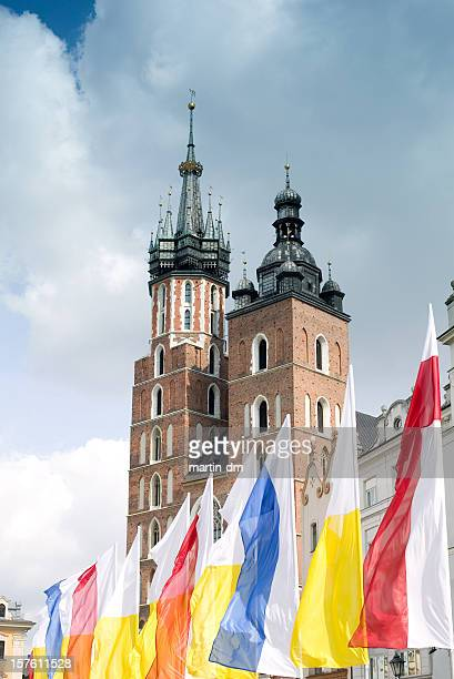 krakow - martin dm stock pictures, royalty-free photos & images