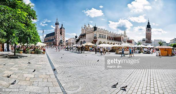krakow - courtyard stock pictures, royalty-free photos & images