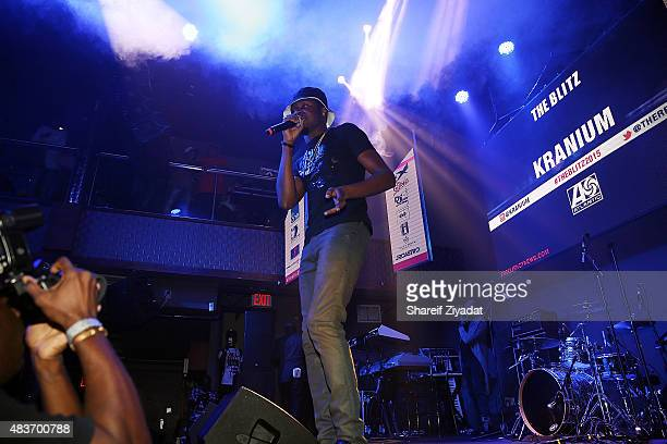 Kranium at Stage 48 on August 11 2015 in New York City