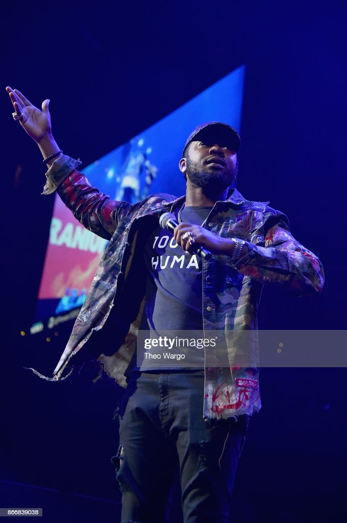 Kranium performs onstage during 105.1's Powerhouse 2017 at the Barclays Center on October 26, 2017 in the Brooklyn, New York City City.