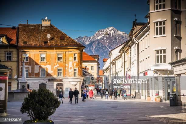 kranj, eslovenia - kranj fotografías e imágenes de stock