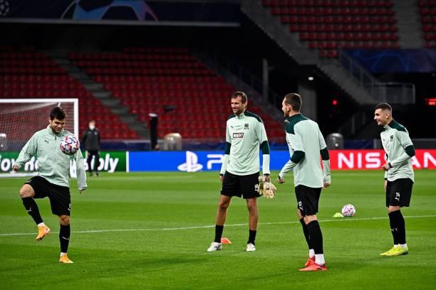 FRA: Stade Rennais v FC Krasnodar: Group E - UEFA Champions League