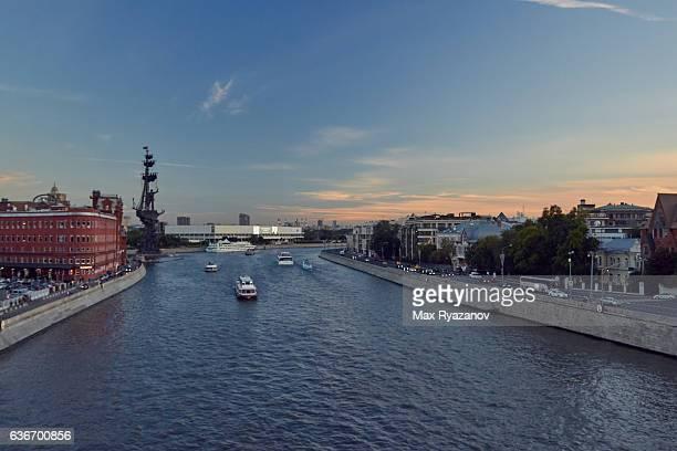 Krasny Oktyabr, Moscow